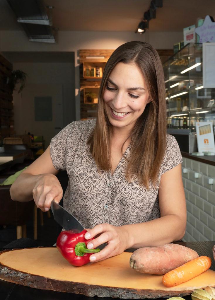 Betriebliche Gesundheitsförderung und Ernährungsworkshops mit Maja Seimer