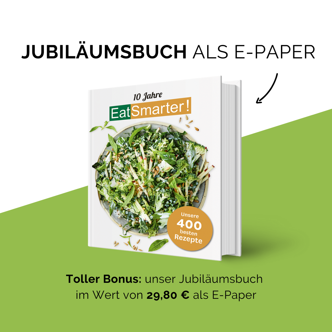Eat Smarter Abnehmkurs - Jubiläumsbuch